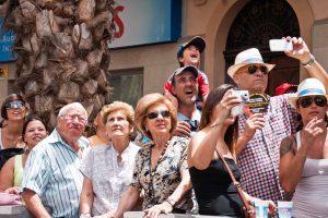 fotografia de evento - Fiestas Populares - Mascletá