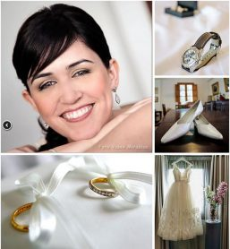 Collage fotos bodas reales