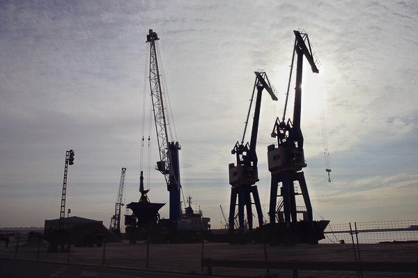 Foto puerto Castellón 1