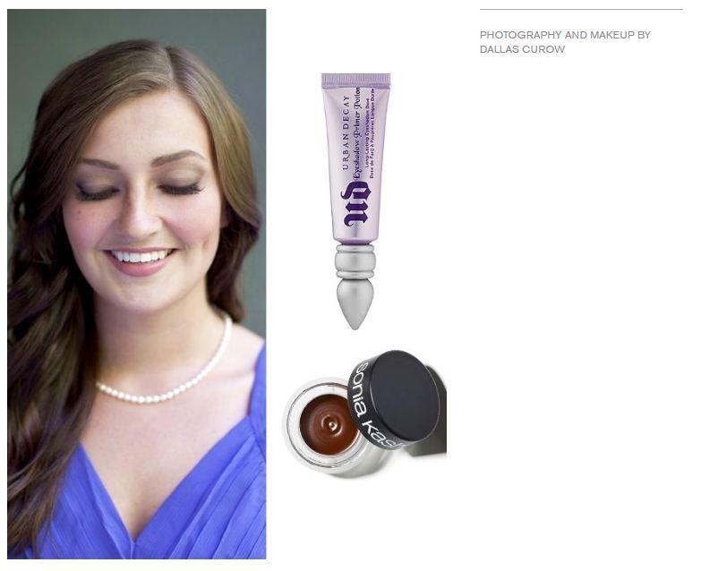Productos sombra de ojos y maquillaje