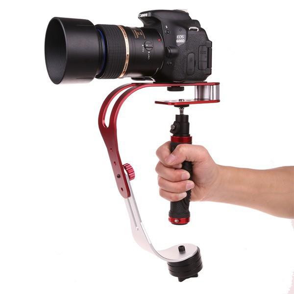 estabilizador mecánico de vídeo